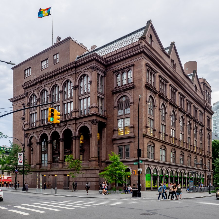 Cooper Union for the Advancement of Science and Art - Sheet3