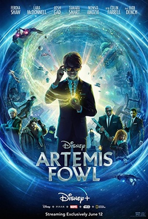 Artemis Fowl Directed by - Kenneth Branaugh. - Sheet1