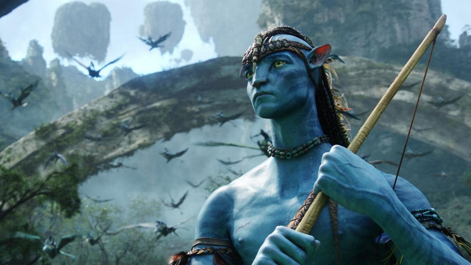 Avatar Directed by - James Cameron. - Sheet1