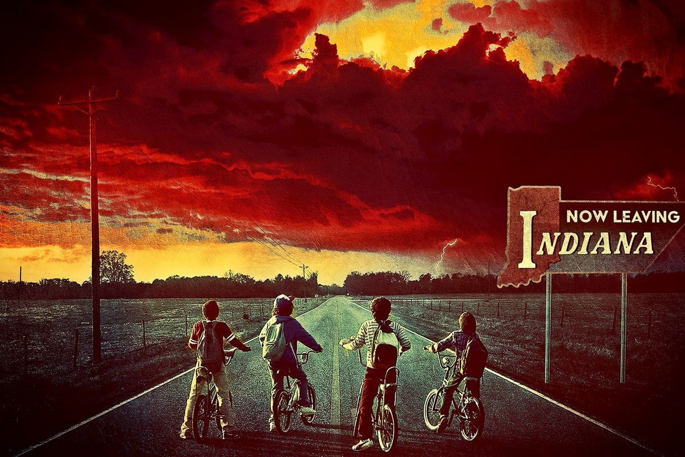 Stranger Things Directed by - The Duff brothers and Shawn Levy. - Sheet2
