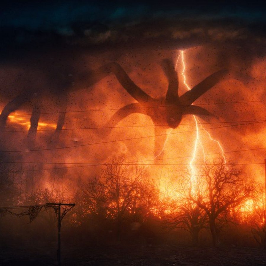 Stranger Things Directed by - The Duff brothers and Shawn Levy. - Sheet4