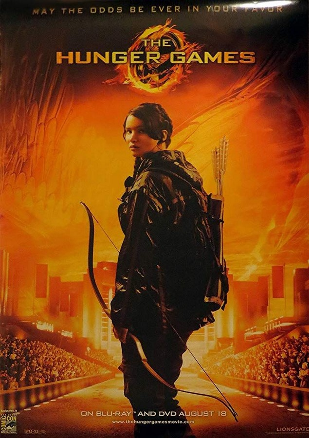 The Hunger Games Directed by - Gary Ross. - Sheet1
