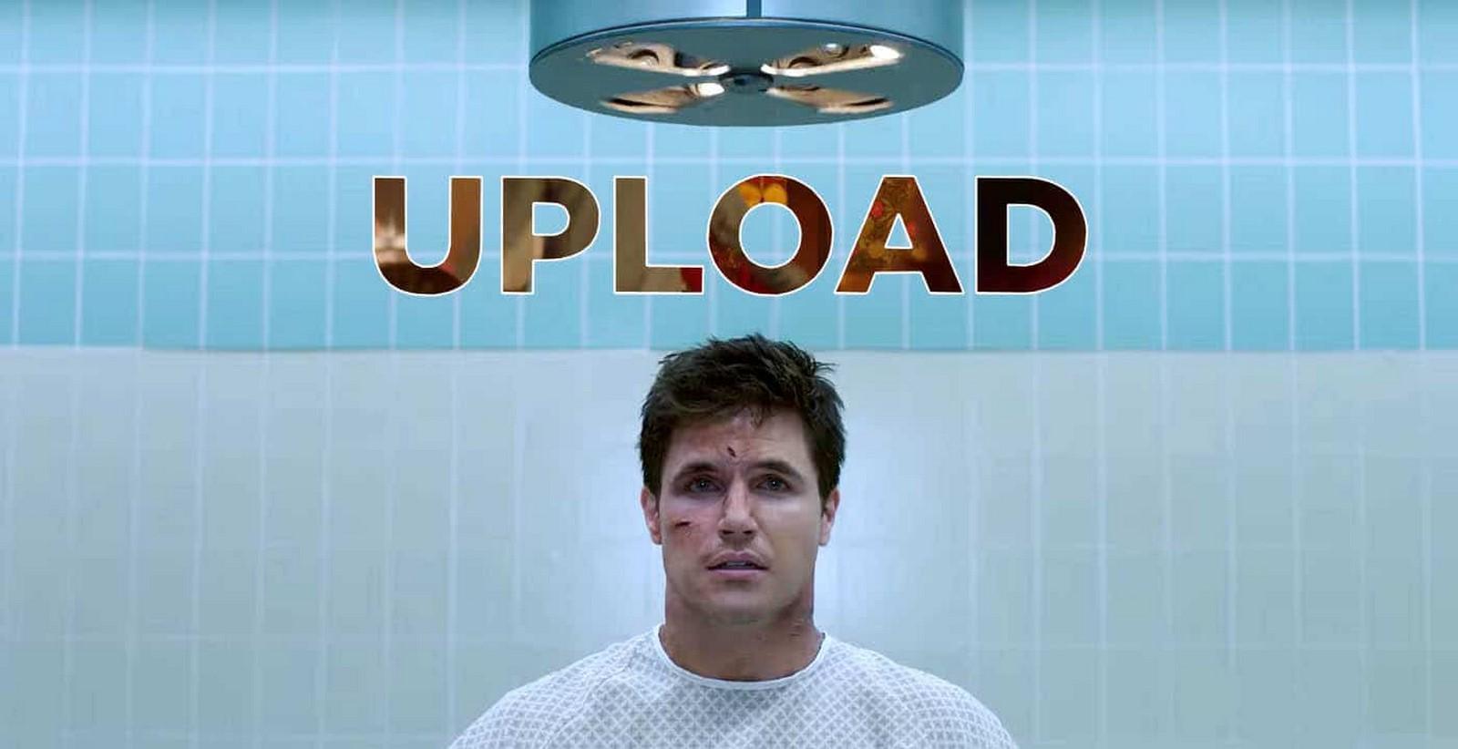 Upload Directed by - Greg Daniels. - Sheet3