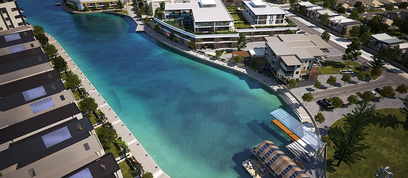 Port Geographe Urban Design Review & Marine Village Concept, Busselton, Western Australia - Sheet3