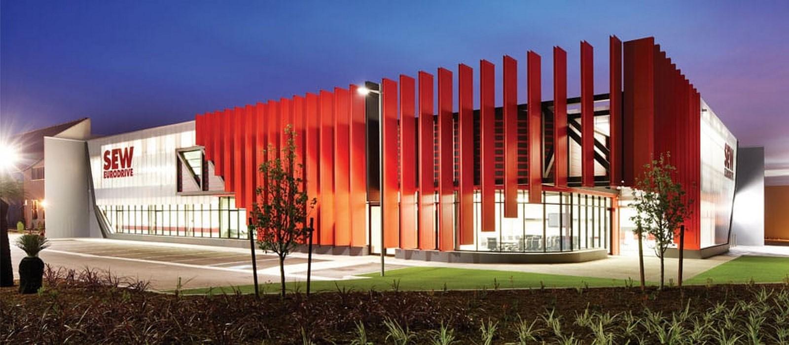SEW Eurodrive Office and Warehouse, Welshpool, Western Australia - Sheet1