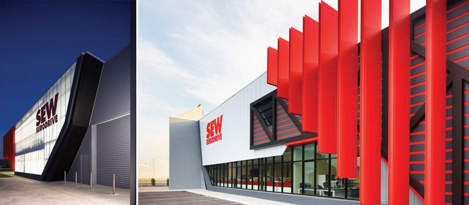 SEW Eurodrive Office and Warehouse, Welshpool, Western Australia - Sheet2