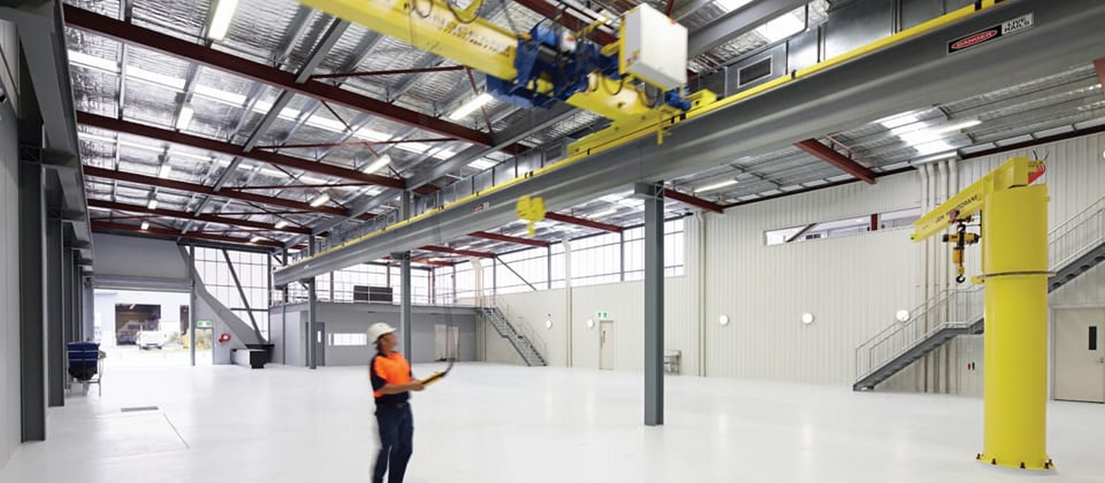 SEW Eurodrive Office and Warehouse, Welshpool, Western Australia - Sheet4