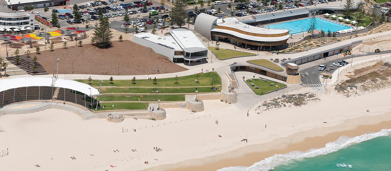 Scarborough Beach Services & Surf Club, Scarborough Beach, Western Australia - Sheet1