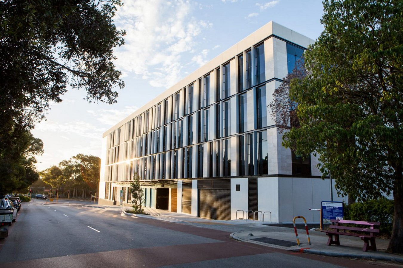 Westgate, Subiaco, Western Australia - Sheet1