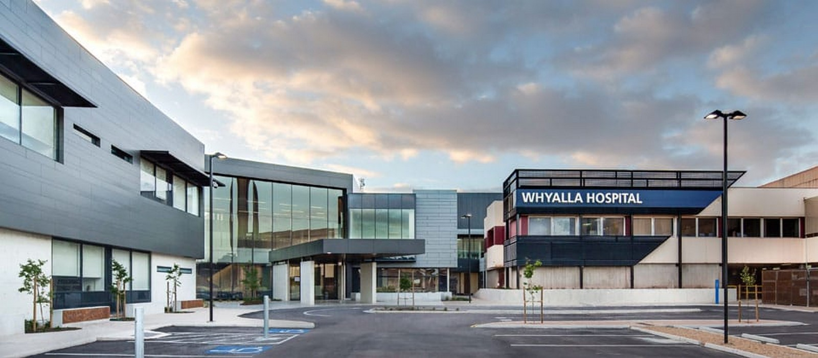 Whyalla Regional Cancer Centre, Adelaide, South Australia - Sheet1