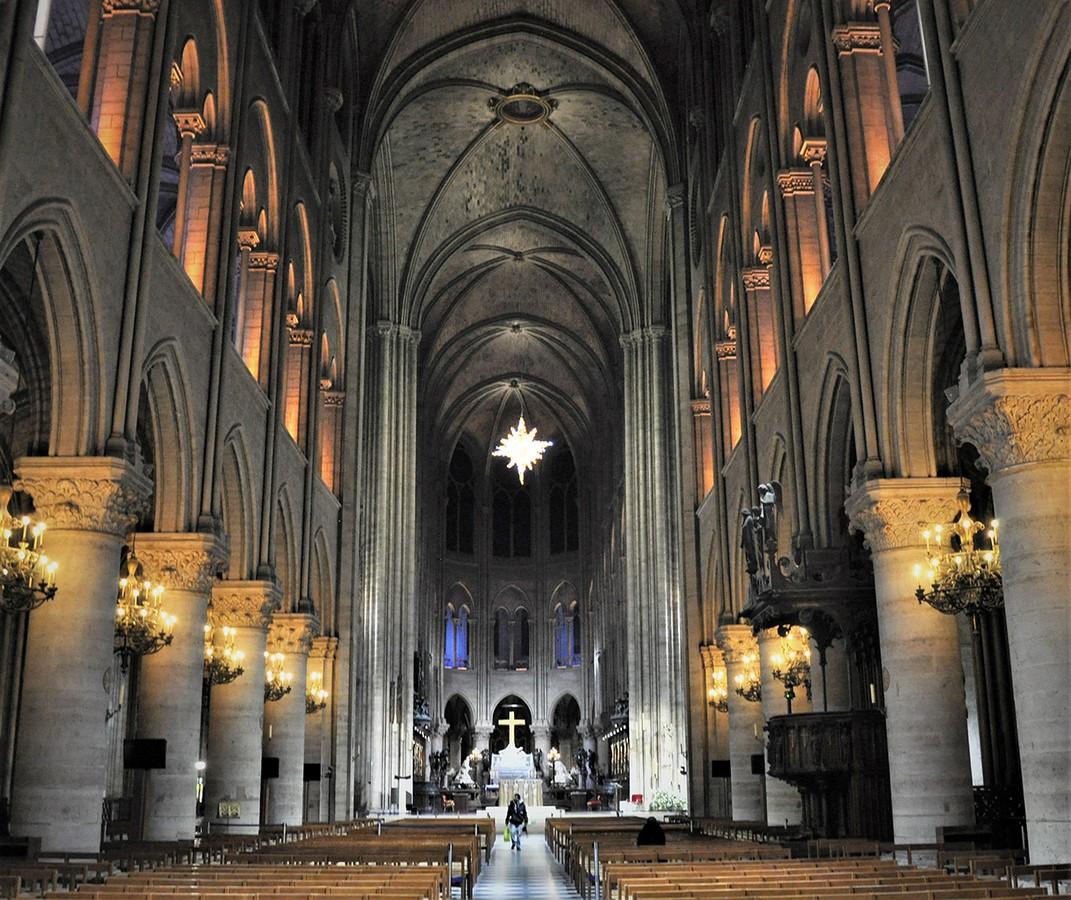 """Notre Dame de Paris, """"Our Lady of Paris"""" - Sheet1"""