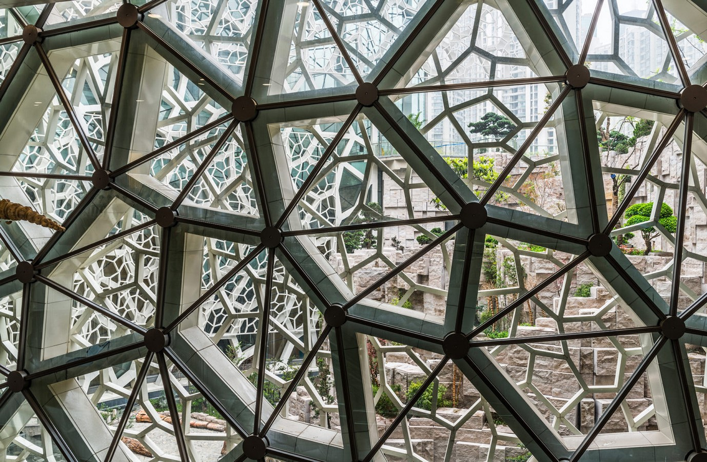 10 Instances of Biomimicry in Interiors - Sheet1