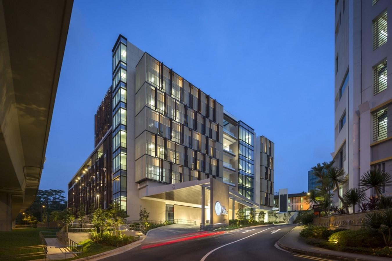 Assisi Hospice, Singapore - Sheet2