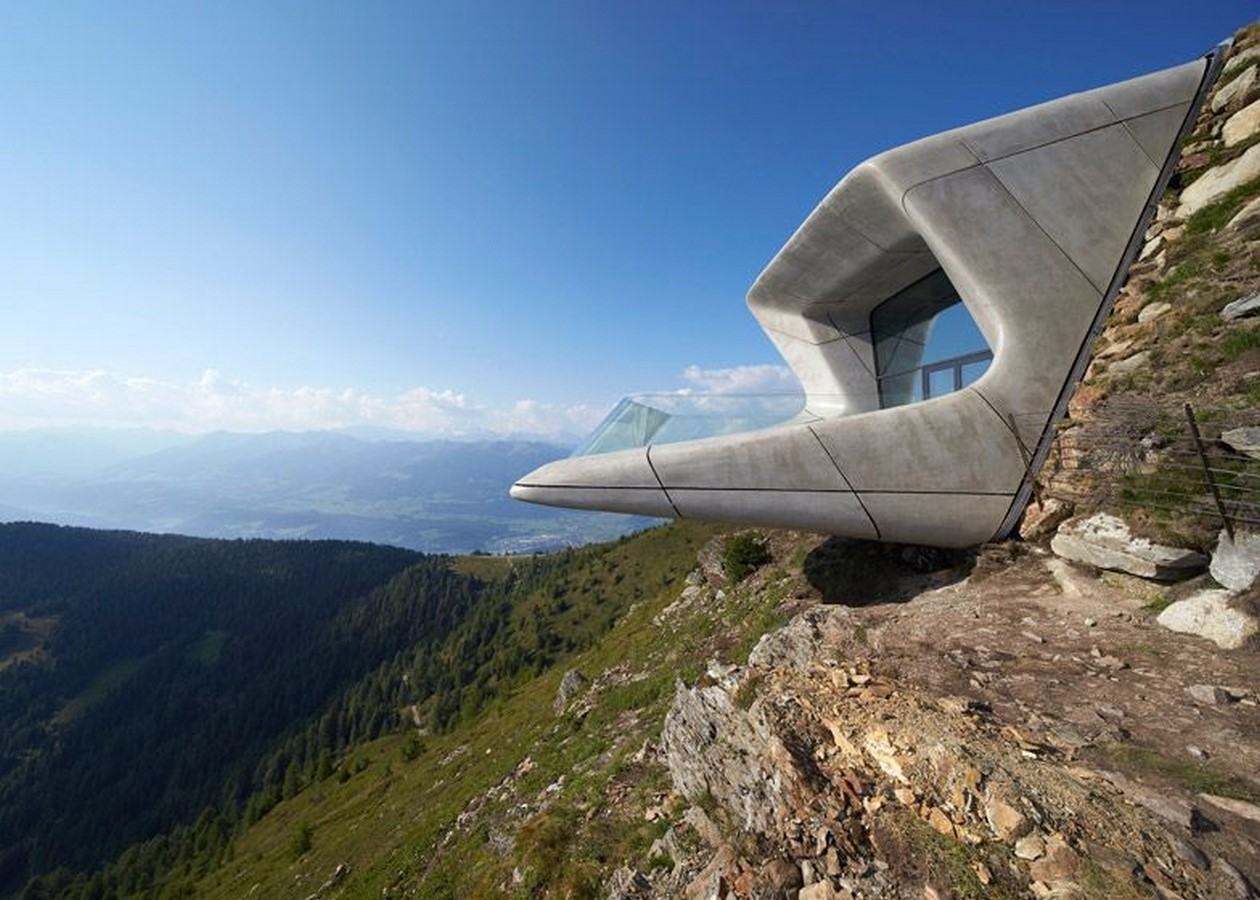 MESSNER MOUNTAIN MUSEUM, SOUTH TYROL, ITALY - Sheet2