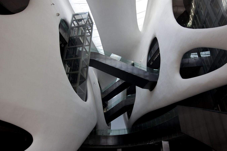ORDOS MUSEUM, ORDOS, CHINA - Sheet1