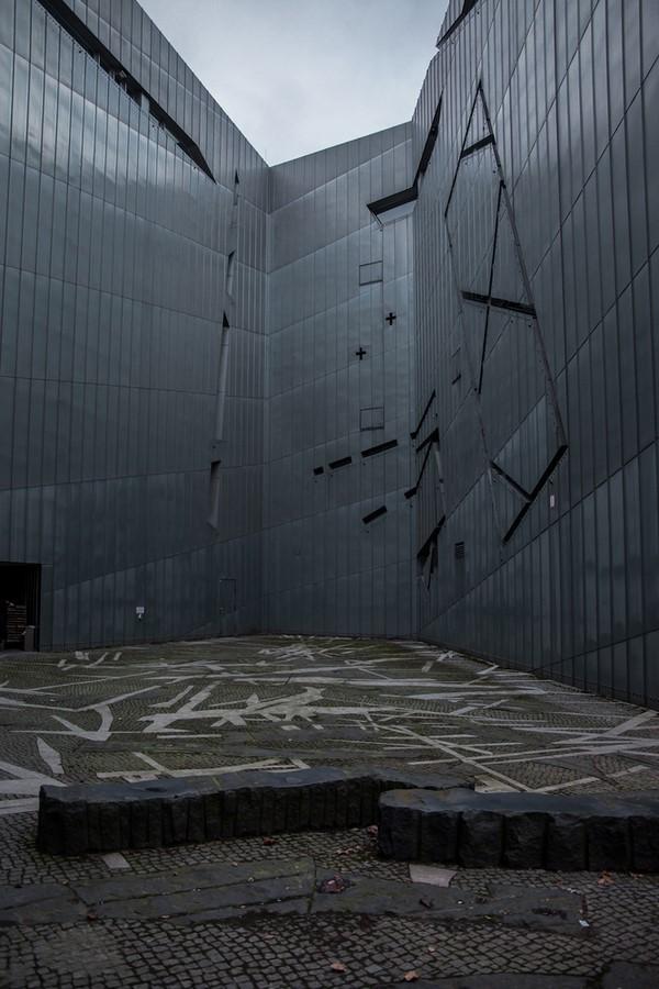 Jewish Museum, Berlin | Daniel Libeskind - Sheet2