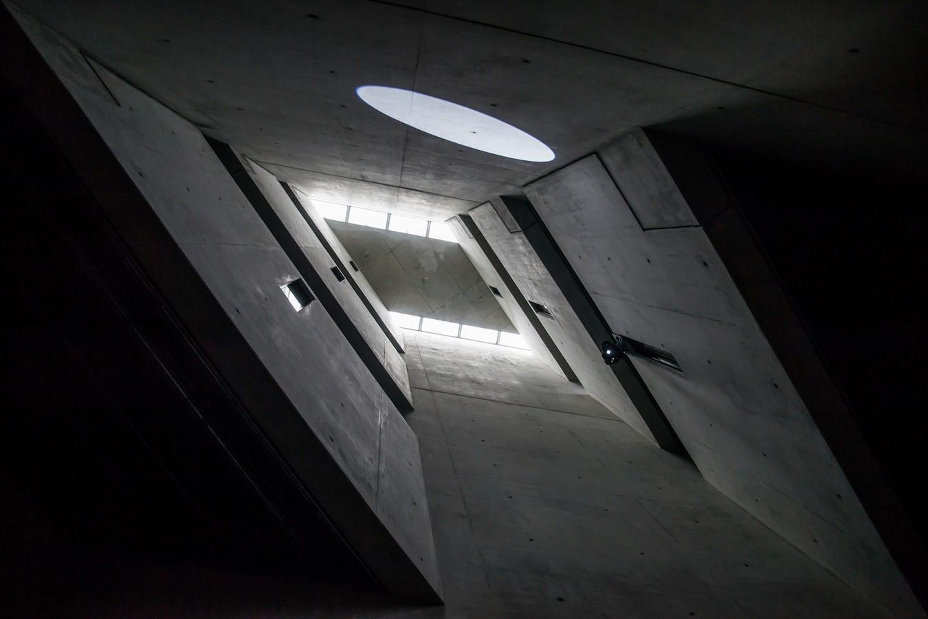 Jewish Museum, Berlin | Daniel Libeskind - Sheet3