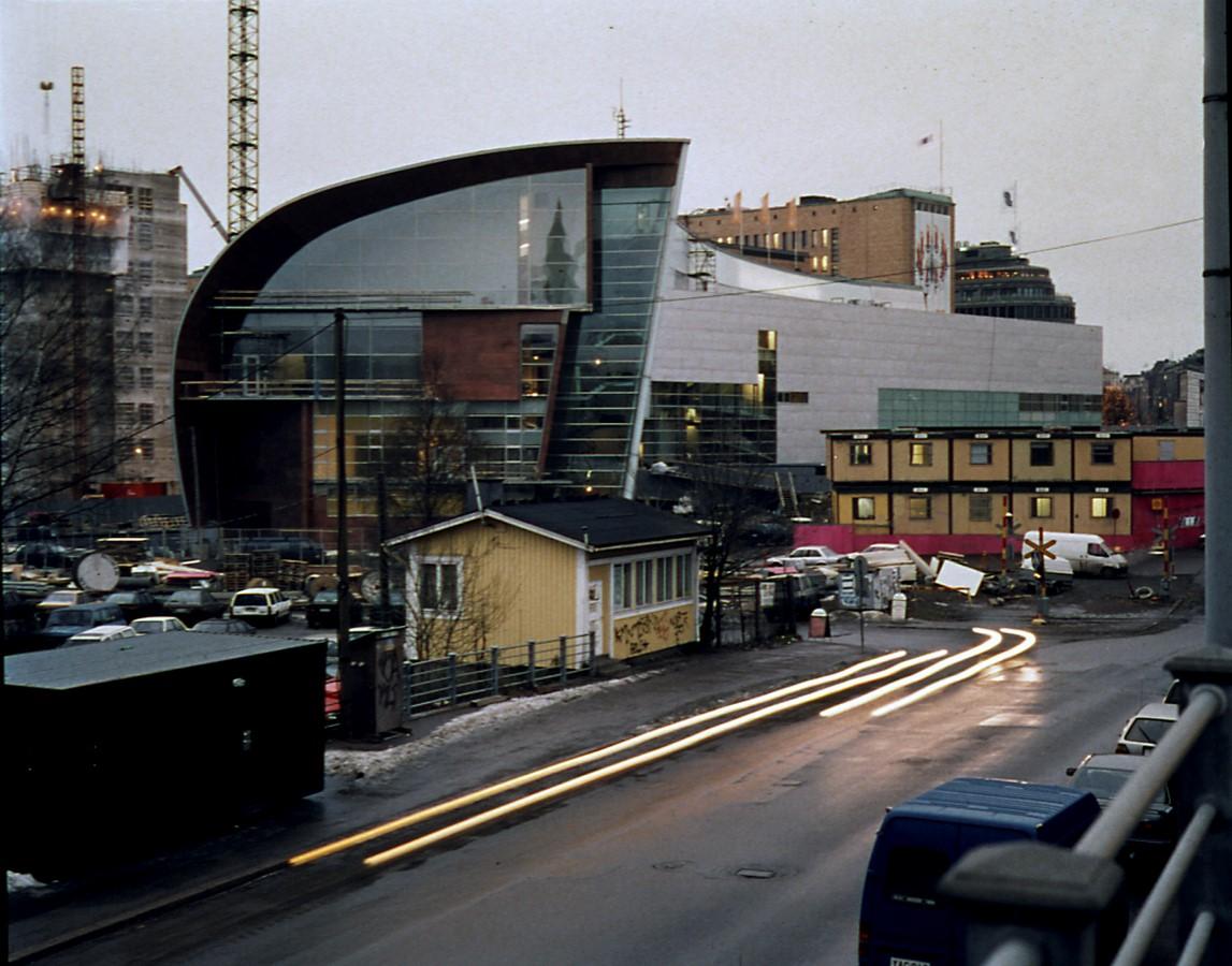 Kiasma Museum of Contemporary Art, Helsinki, Finland | Steven Holl - Sheet5