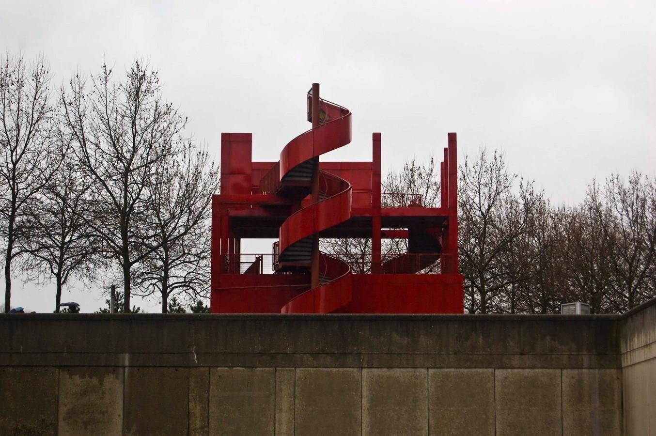 Parc de La Villette, Paris, France | Bernard Tschumi - Sheet4