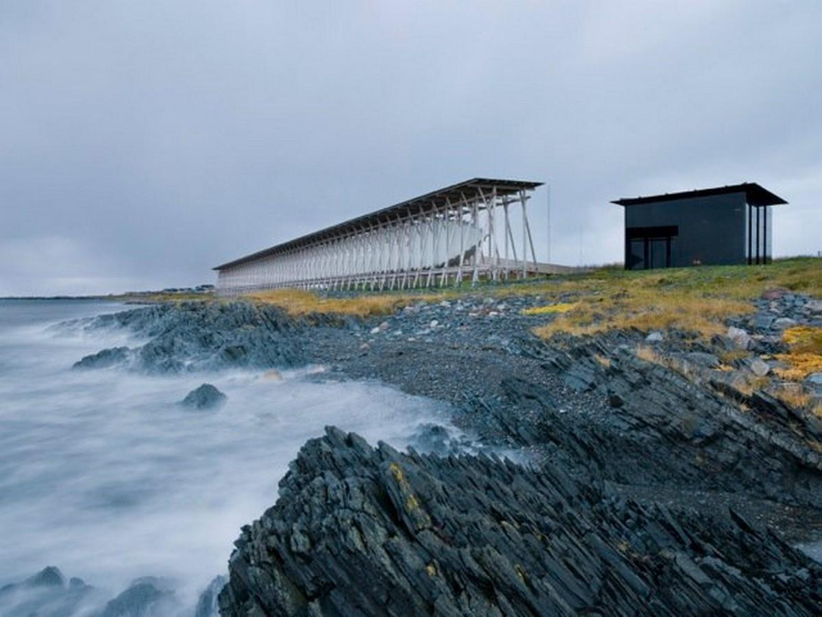 Steilneset Memorial, Norway | Peter Zumthor - Ssheet1