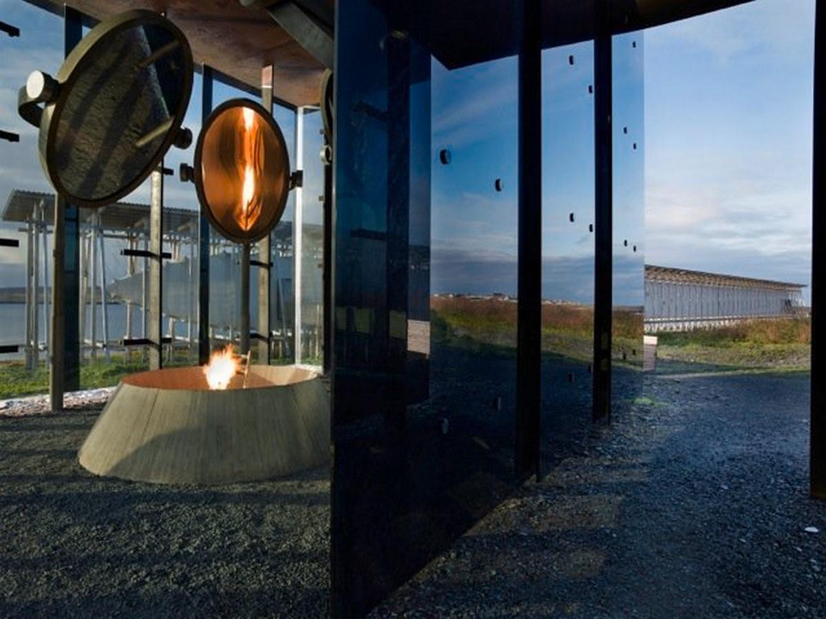 Steilneset Memorial, Norway | Peter Zumthor - Ssheet2