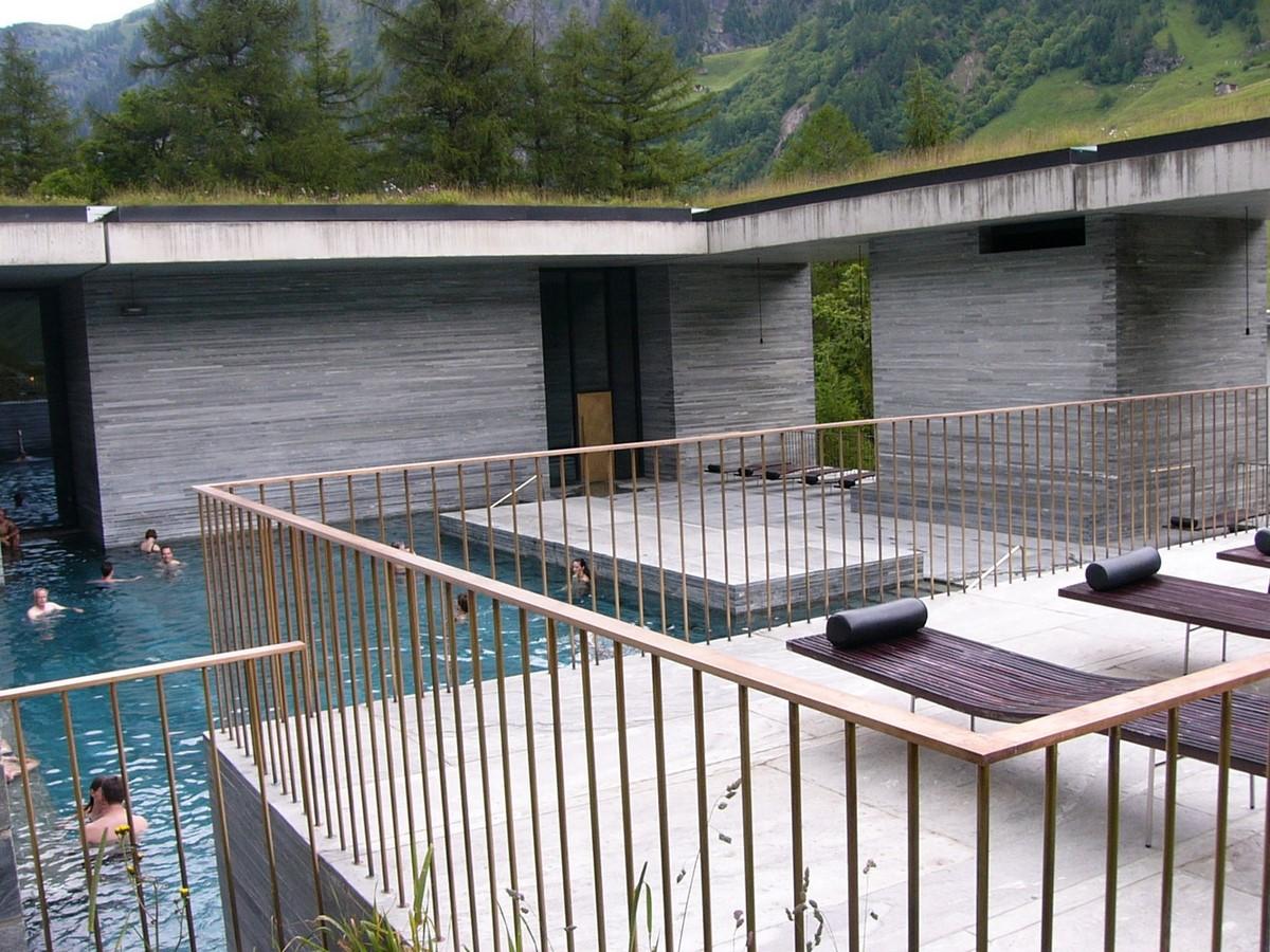 The Therme Vals, Switzerland | Peter Zumthor - Sheet1