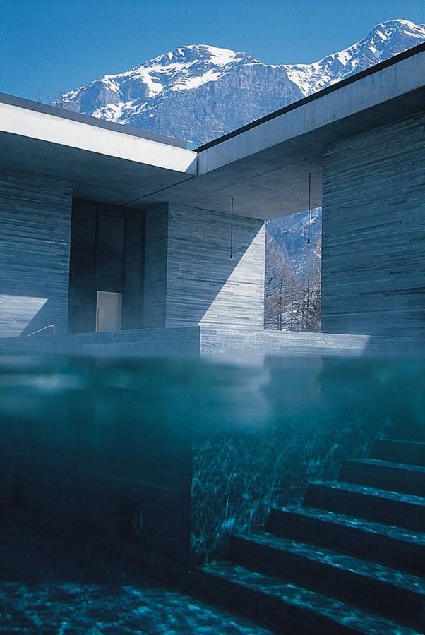 The Therme Vals, Switzerland | Peter Zumthor - Sheet3