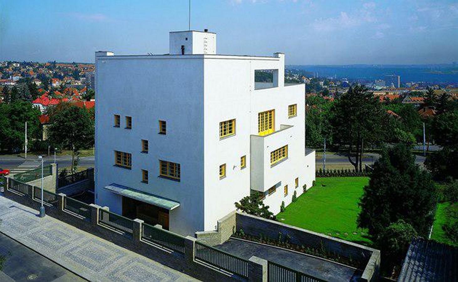 Villa Muller, Prague, Czech Republic | Adolf Loos - Sheet2