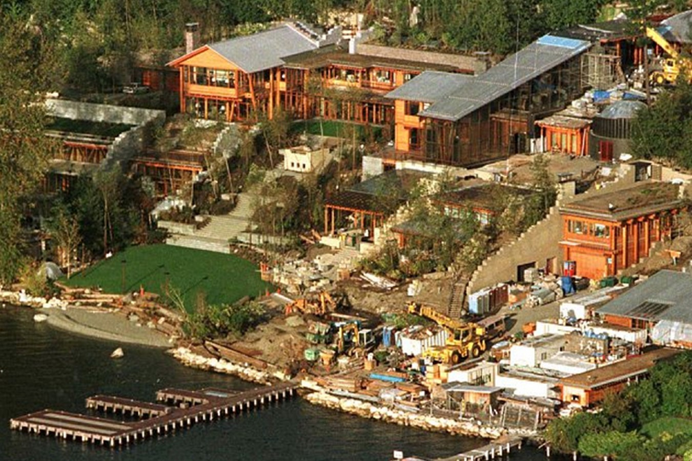 20 Facts about Bill Gates House you should know - Sheet2