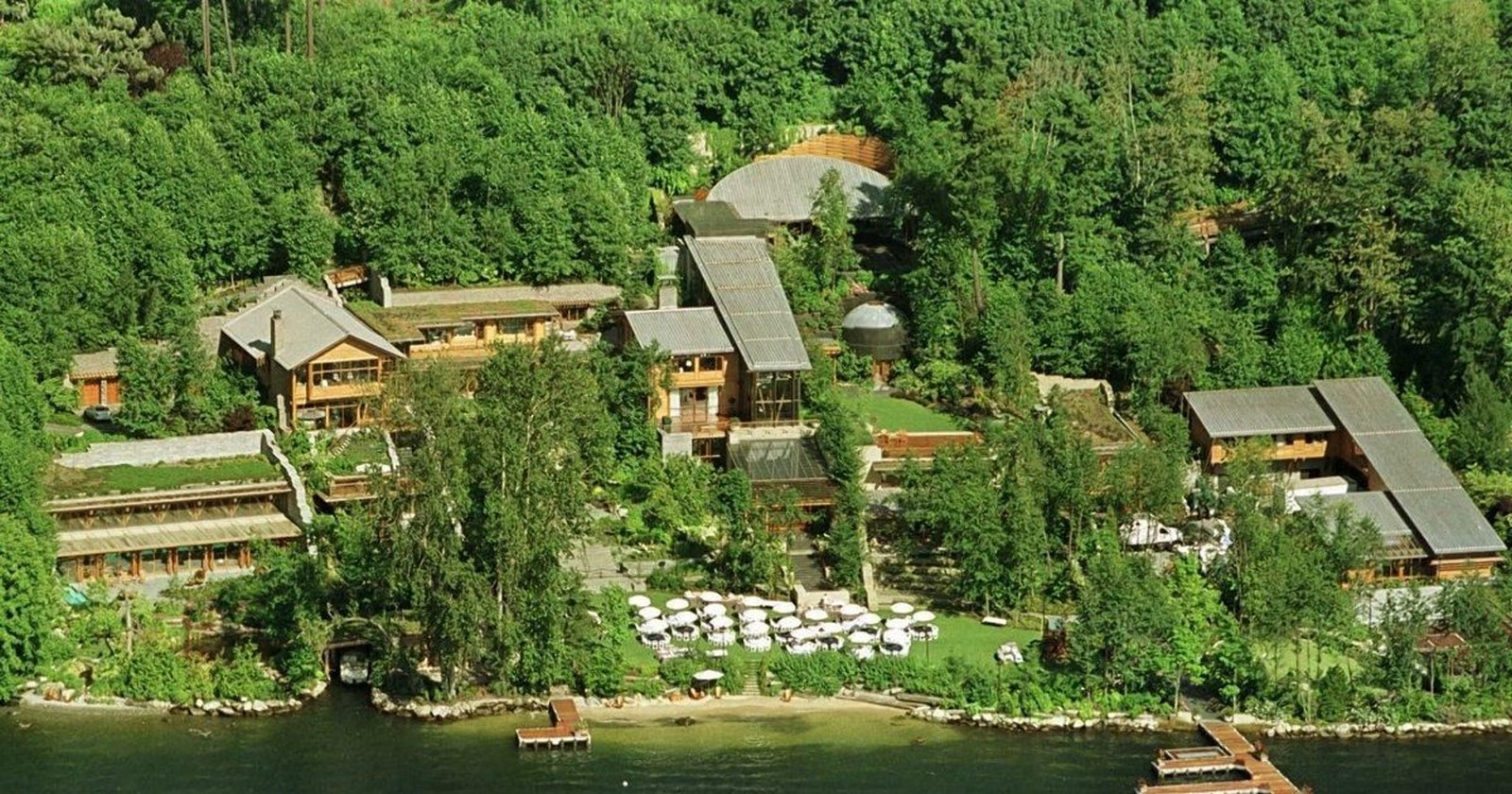 20 Facts about Bill Gates House you should know - Sheet6