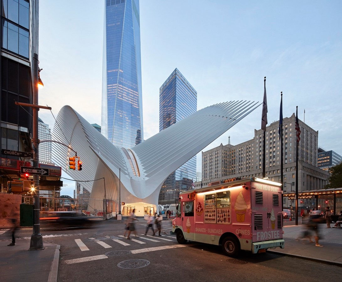 15 Facts about The Oculus NYC -Transportation Hub you didn't know - Sheet1