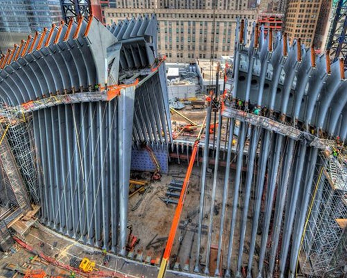 15 Facts about The Oculus NYC -An iron man among train stations - Sheet4