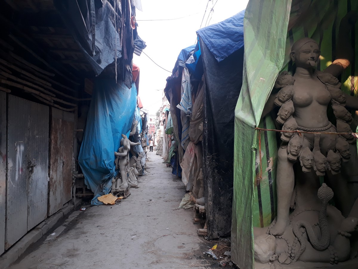 Walking through the streets of Kolkata - A visual description of Street architecture of the city - Sheet11