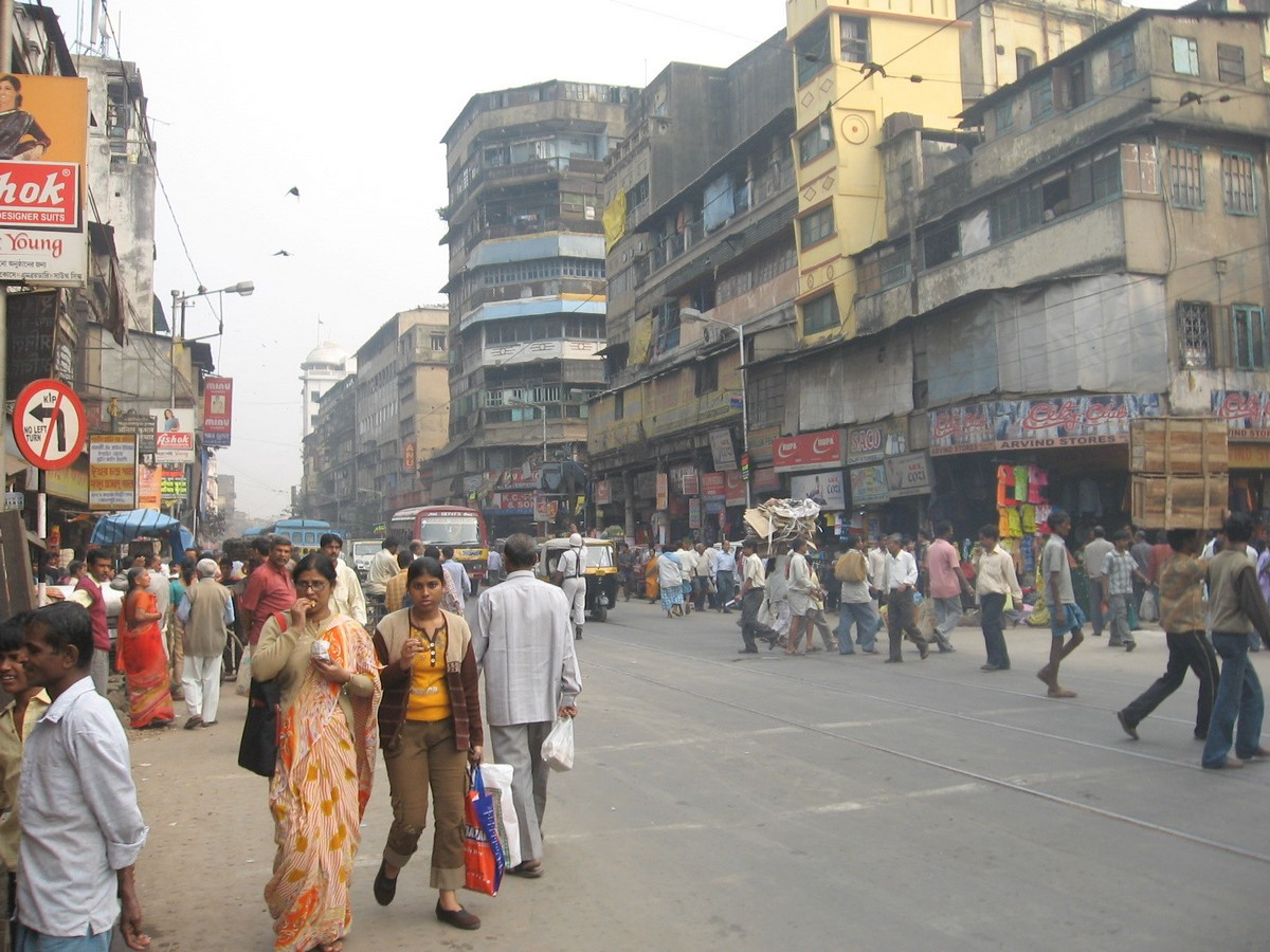 Walking through the streets of Kolkata - A visual description of Street architecture of the city - Sheet12