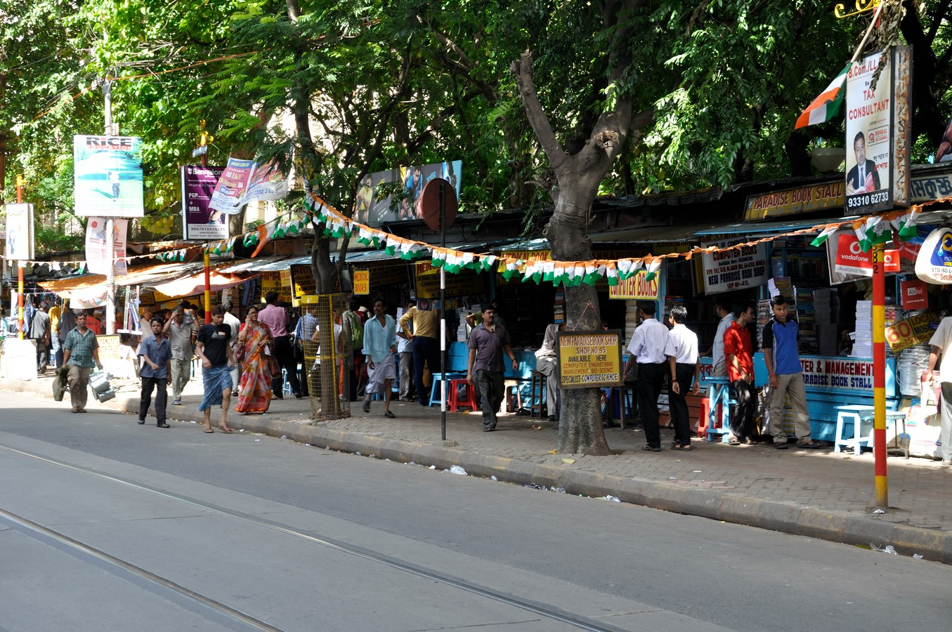 Walking through the streets of Kolkata - A visual description of Street architecture of the city - Sheet14