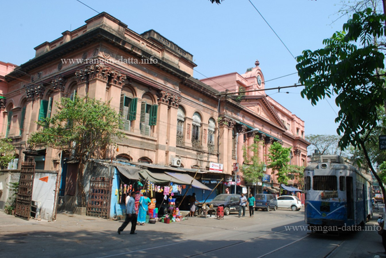 Walking through the streets of Kolkata - A visual description of Street architecture of the city - Sheet8