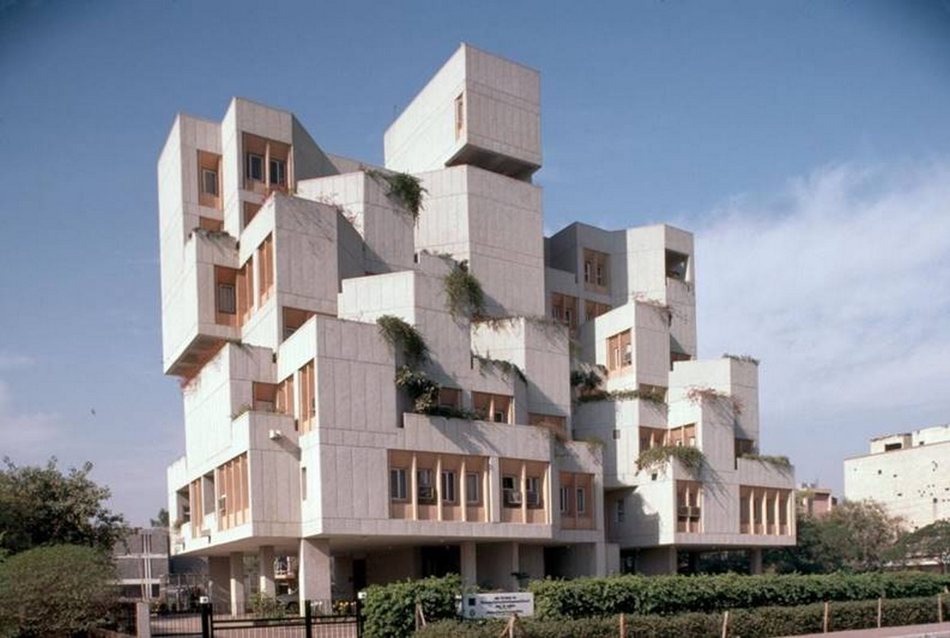Indian architects that shaped the face of new India in post-independence era - Sheet11