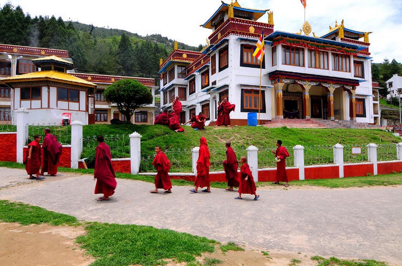 Bomdila Monastery, Arunachal Pradesh - Sheet1