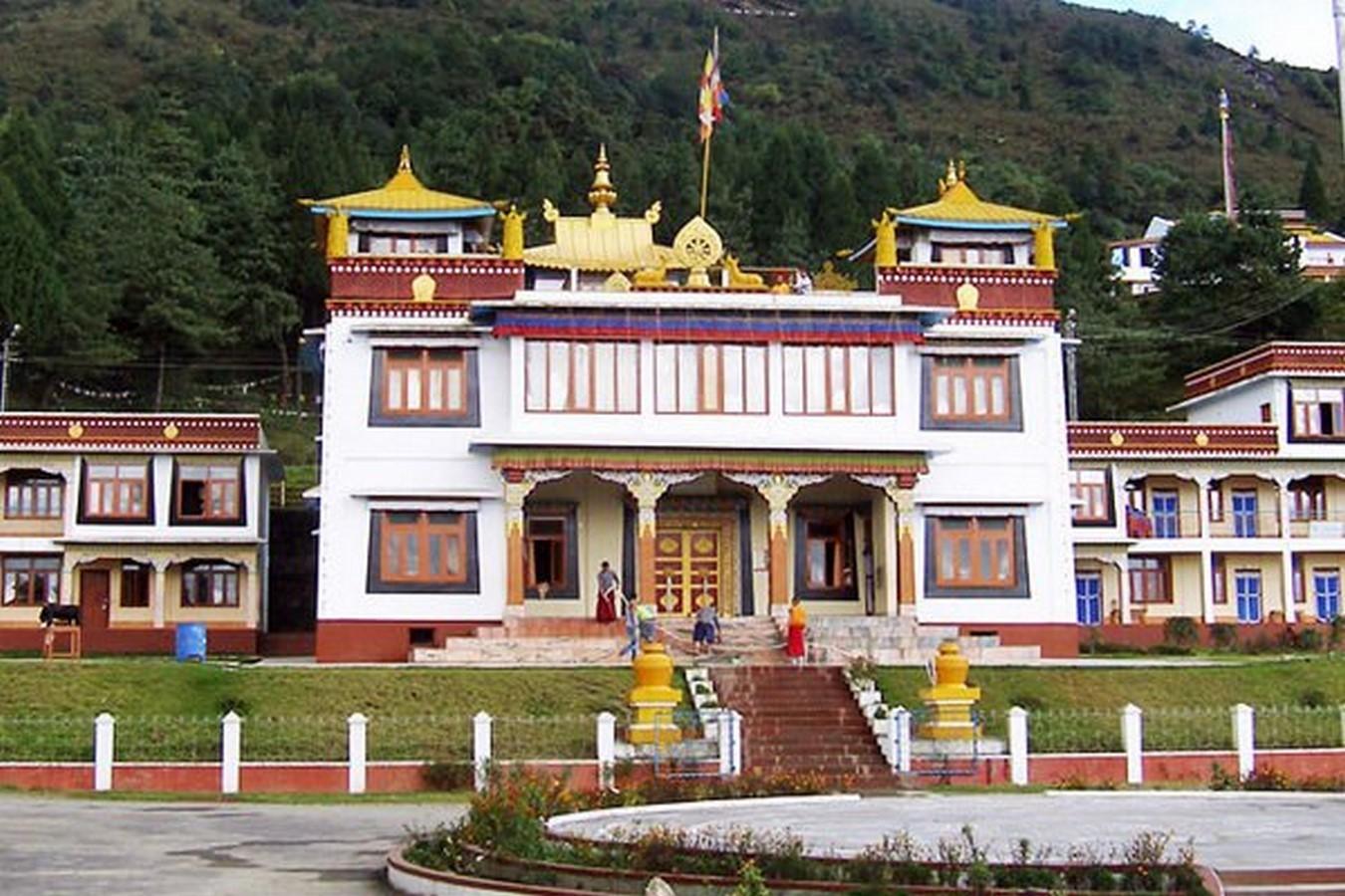 Bomdila Monastery, Arunachal Pradesh - Sheet2