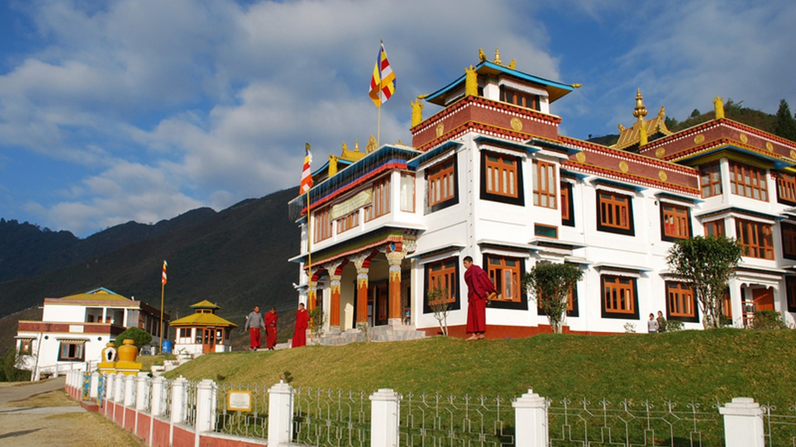 Bomdila Monastery, Arunachal Pradesh - Sheet4