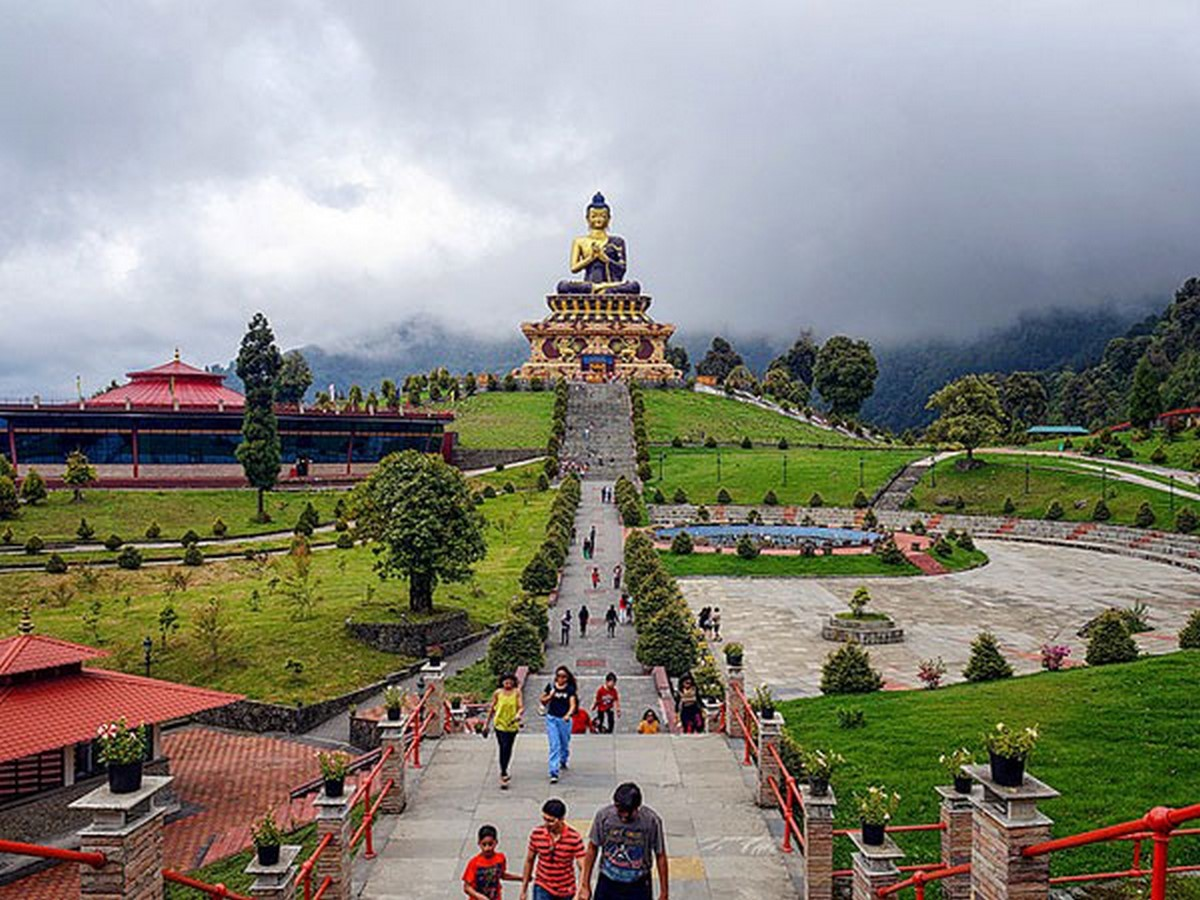 Buddha Park of Ravangla, Sikkim - Sheet3