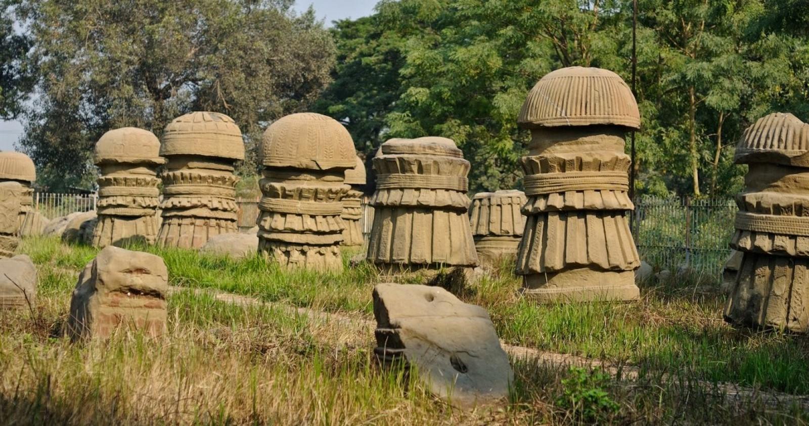 Kachari Ruins, Nagaland - Sheet1