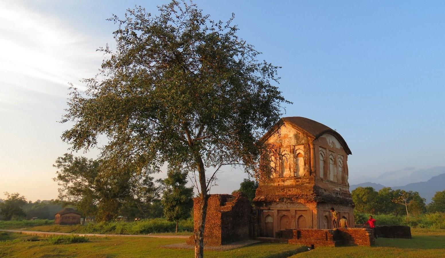Kachari Ruins, Nagaland - Sheet2