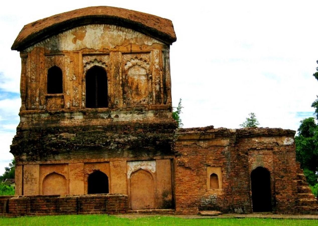 Kachari Ruins, Nagaland - Sheet3