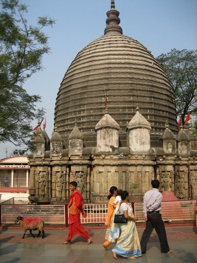 Kamakhya Temple, Assam - Sheet2
