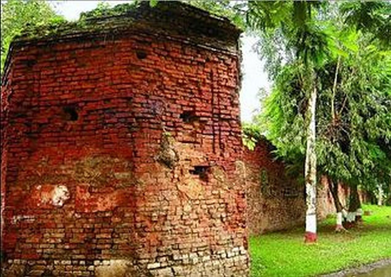 Kangla Fort, Manipur - Sheet3