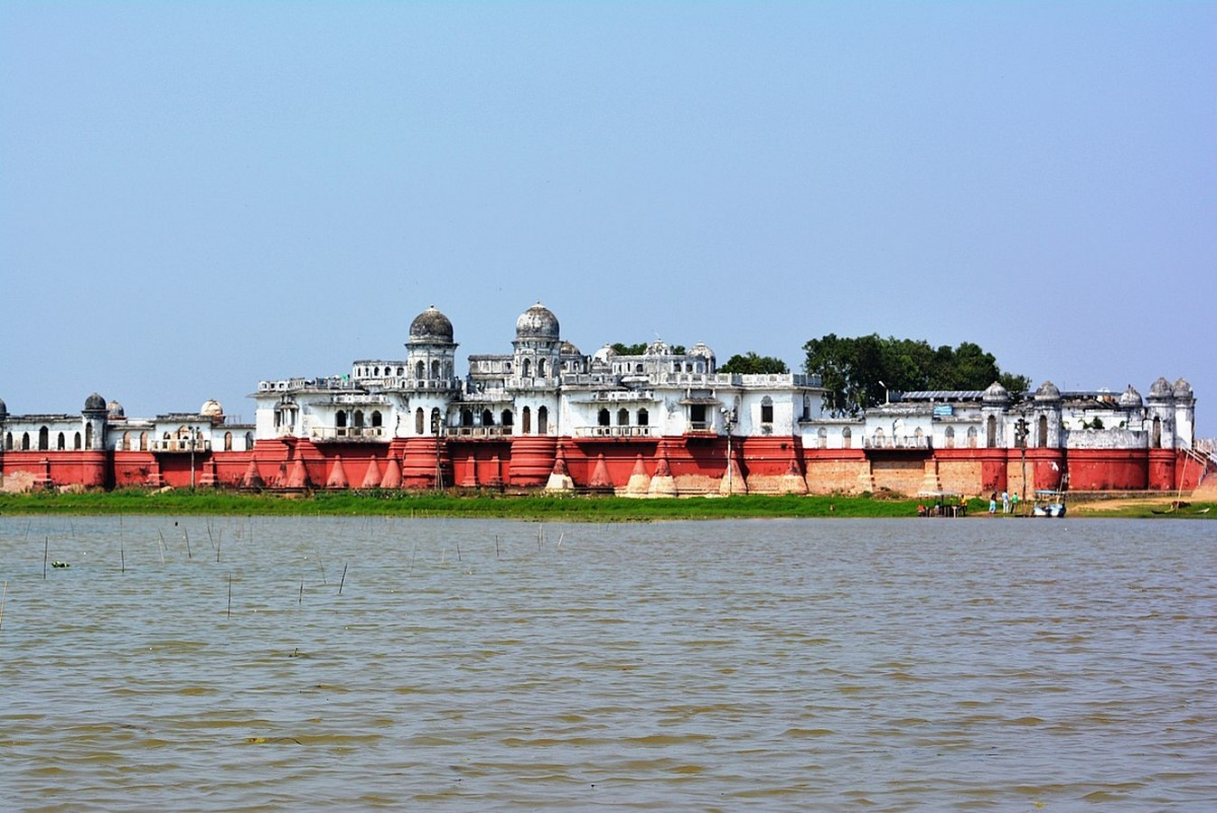 Neermahal, Tripura - Sheet1