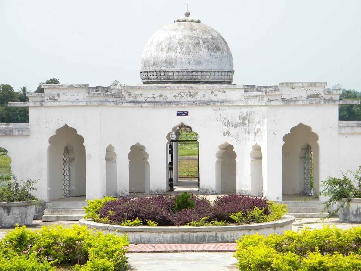 Neermahal, Tripura - Sheet5