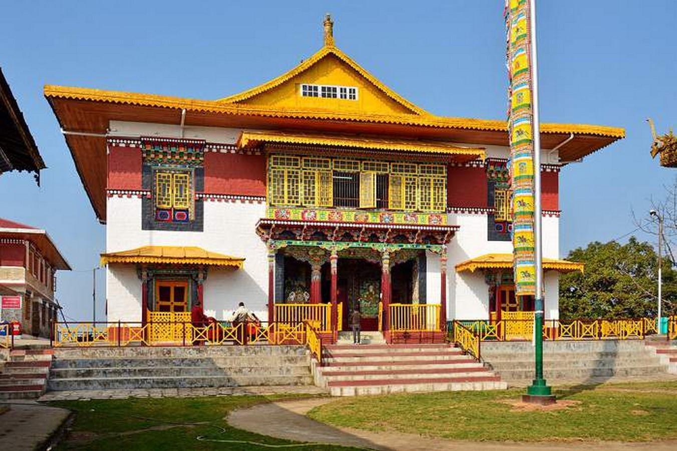 Pemayangtse Monastery - sheet1