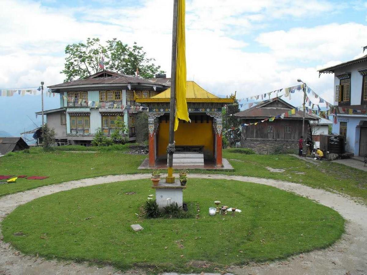 Pemayangtse Monastery - sheet4